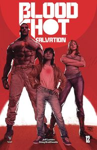 [Bloodshot Salvation #12 (Cover B Guedes) (Product Image)]