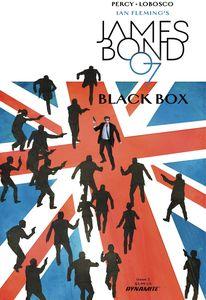 [James Bond #2 (Cover A Reardon) (Product Image)]