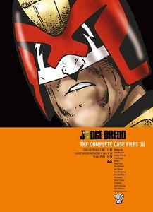 [Judge Dredd: Complete Case Files: Volume 36 (Product Image)]