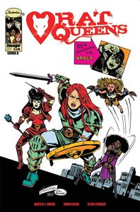 [Rat Queens #7 (Cover B Valentino & Gieni) (Product Image)]
