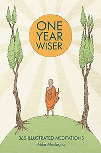 [One Year Wiser: 365 Illustrated Meditations (Hardcover) (Product Image)]