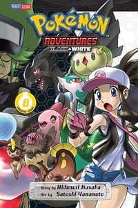 [Pokémon Adventures: Black & White: Volume 8 (Product Image)]