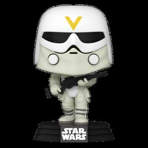 [Star Wars: Celebration Concept Series Pop! Vinyl Figure: Snowtrooper (Product Image)]