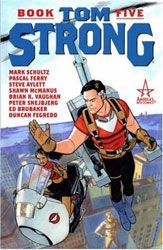 [Tom Strong: Volume 4 (Titan Edition) (Product Image)]