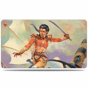 [Magic The Gathering: Legendary Playmat: Captain Sisay (Product Image)]