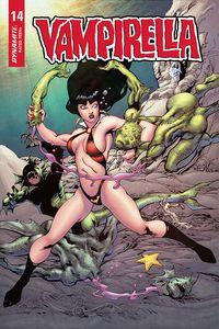 [Vampirella #14 (Castro Bonus Variant) (Product Image)]