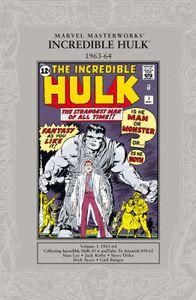 [Marvel Masterworks: Incredible Hulk 1963 -1964 (UK Edition) (Product Image)]