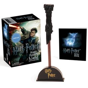 [Harry Potter: Wizard's Wand & Sticker Book (Product Image)]