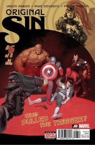 [Original Sin #6 (2nd Printing Tedesco Variant) (Product Image)]