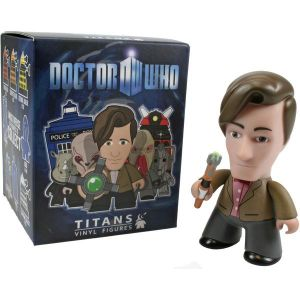 [Doctor Who: TITANS: The 11th Doctor Series (Product Image)]