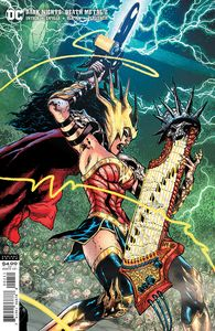 [Dark Nights: Death Metal #2 (Mahnke Variant) (Product Image)]