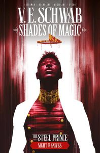 [Shades Of Magic: Volume 2: Steel Prince: Night Of Knives (Signed Forbidden Planet Exclusive) (Product Image)]