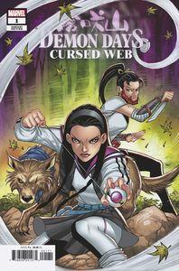 [Demon Days: Cursed Web #1 (Ron Lim Variant) (Product Image)]