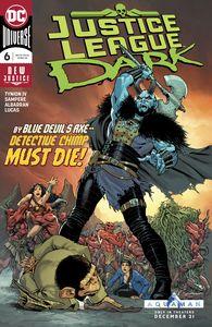 [Justice League: Dark #6 (Product Image)]