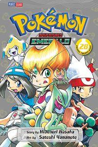 [Pokemon Adventures: Volume 28 (Product Image)]