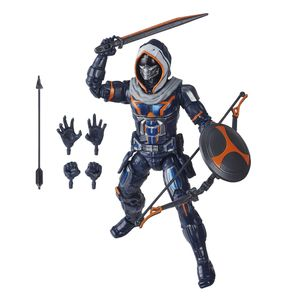 [Marvel Legends: Black Widow Action Figure: Taskmaster (Product Image)]