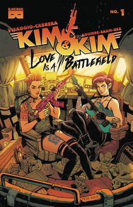 [Kim & Kim: Love Is A Battlefield #1 (Product Image)]