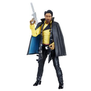 [Solo: A Star Wars Story: Black Series Action Figure: Lando Calrissian (Product Image)]