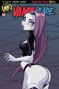[Vampblade: Season Two #12 (Cover E Mendoza Variant) (Product Image)]
