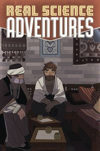 [Atomic Robo Presents Real Science Adventures: Volume 3 (Product Image)]