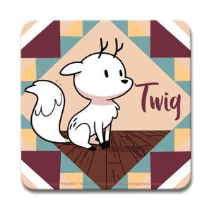 [Hilda: Coaster: Twig (Product Image)]