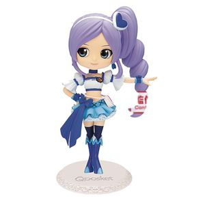 [Fresh Pretty Cure!: Q Posket Figure: Cure Berry (Version A) (Product Image)]
