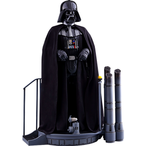 [Star Wars: The Empire Strikes Back: 40th Anniversary Collection Hot Toys Action Figure: Darth Vader (Product Image)]