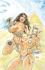 [Cavewoman: Return To Danniken (Cover A Massey) (Product Image)]