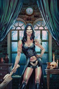 [Tales Of Terror Quarterly: Hellfire #1 (Cover A Vigonte) (Product Image)]