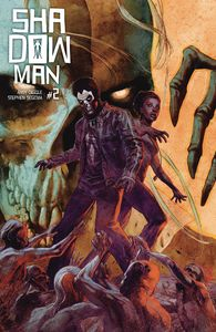 [Shadowman 2018 #2 (Cover B Guedes) (Product Image)]