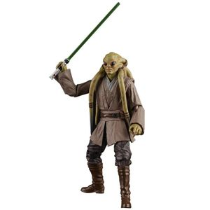 [Star Wars: Black Series Action Figure: Kit Fisto (Product Image)]