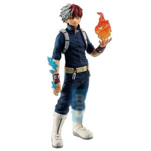[My Hero Academia: Ichibansho Figure: Syoto Todoroki (Fighting Heroes Feat. One's Justice) (Product Image)]