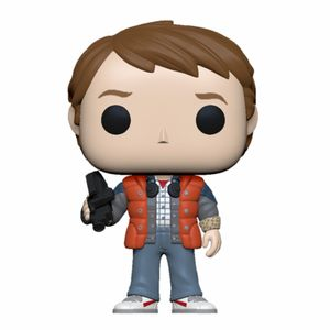 [Back To The Future: Pop! Vinyl Figure: Marty In Puffy Vest (Product Image)]
