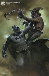 [Detective Comics #1027 (Gabriele Dell'Otto Batman Scarecrow Variant) (Product Image)]