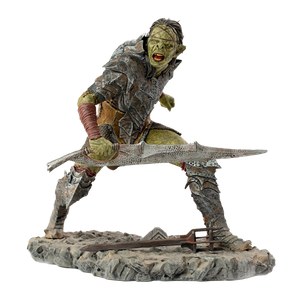 [Lord Of The Rings: Art Scale Statue: Moria Orc Swordsman (Product Image)]