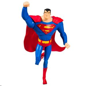 [DC Multiverse Animated: Ultra Action Figure: Superman (Product Image)]
