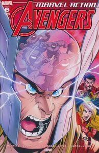[Marvel Action: Avengers #6 (Sommariva) (Product Image)]