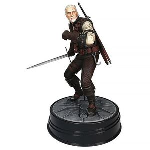 [The Witcher 3: Wild Hunt: Statue: Geralt Manticore (Product Image)]