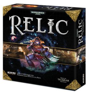 [Relic: Warhammer 40K: Standard Edition (Product Image)]