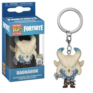 [Fortnite: Pocket Pop! Vinyl Keychain: Ragnarok (Product Image)]