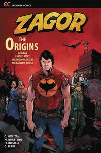 [Zagor: The Origins (Product Image)]