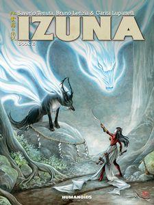 [Izuna: Book 2 (Hardcover) (Product Image)]