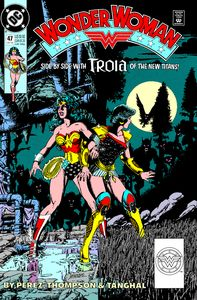 [Wonder Woman By George Perez: Volume 5 (Product Image)]