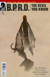 [BPRD: Devil You Know #6 (Variant Mignola Cover) (Product Image)]