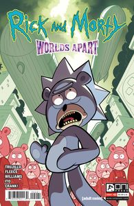 [Rick & Morty: Worlds Apart #2 (Cover B Williams) (Product Image)]