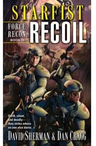 [Starfist: Force Recon Book 3: Recoil (Product Image)]