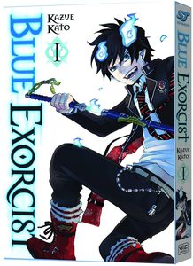 [Blue Exorcist: Volume 1 (Product Image)]