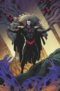 [Powers Of X #5 (Silva Virgin Variant) (Product Image)]