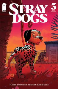 [Stray Dogs #3 (2nd Printing) (Product Image)]