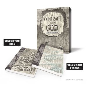 [Will Eisner: A Contract With God: Curator's Collection (Hardcover) (Product Image)]